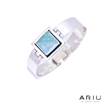 Ariu Collection - Sky Watch Bracelet
