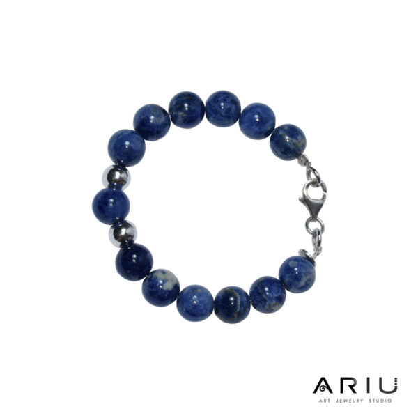 Ariu Collection - Cold Blue Bracelet