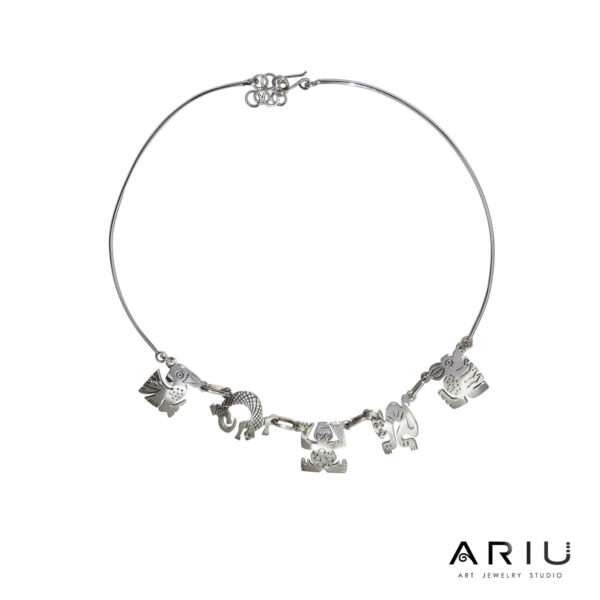 Ariu Collection - Intuition Necklace