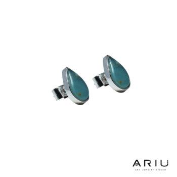 Ariu Collection - Tears Earrings