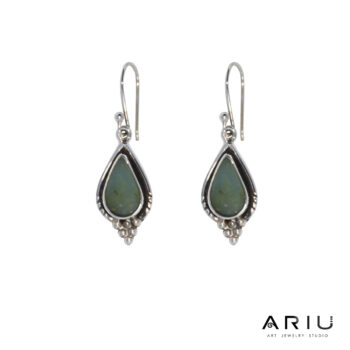 Ariu Collection - Grapes Earrings