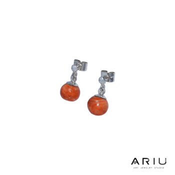 Ariu Collection - Sphere Earrings