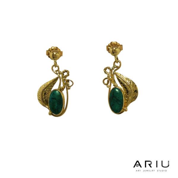 Ariu Collection - Nature Earrings