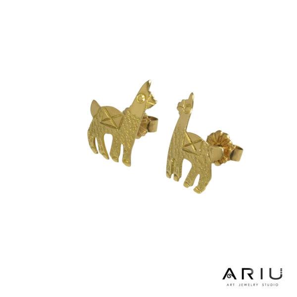 Ariu Collection - Lama Earrings