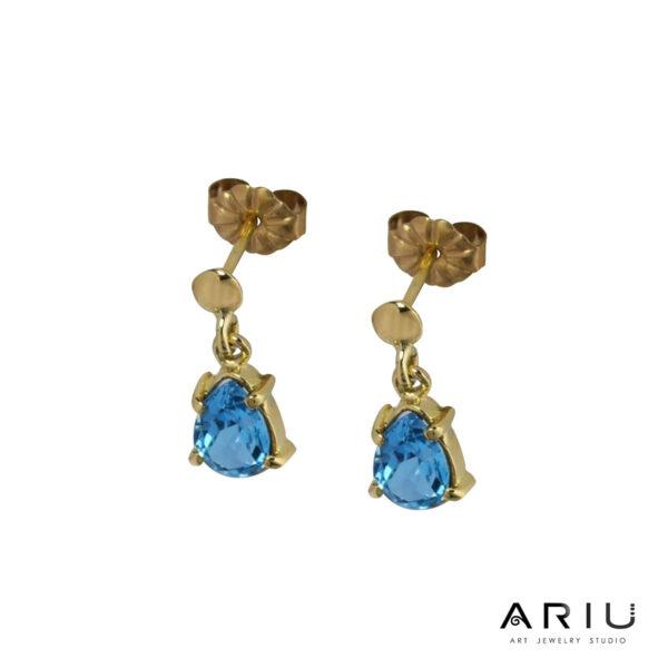 Ariu Collection - Raindrops Earrings