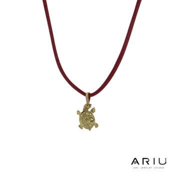 Ariu Collection - Sea Turtle Pendant