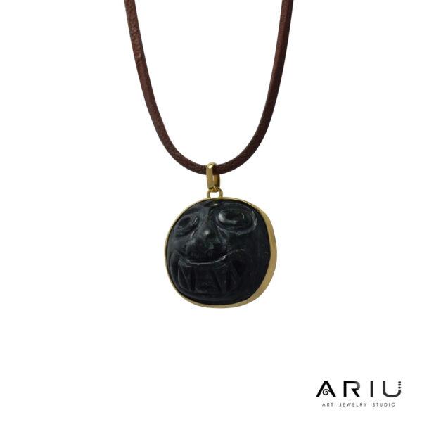 Ariu Collection - Jaguar Pendant