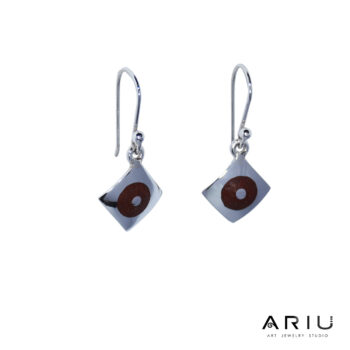Ariu Collection - Iris Earrings