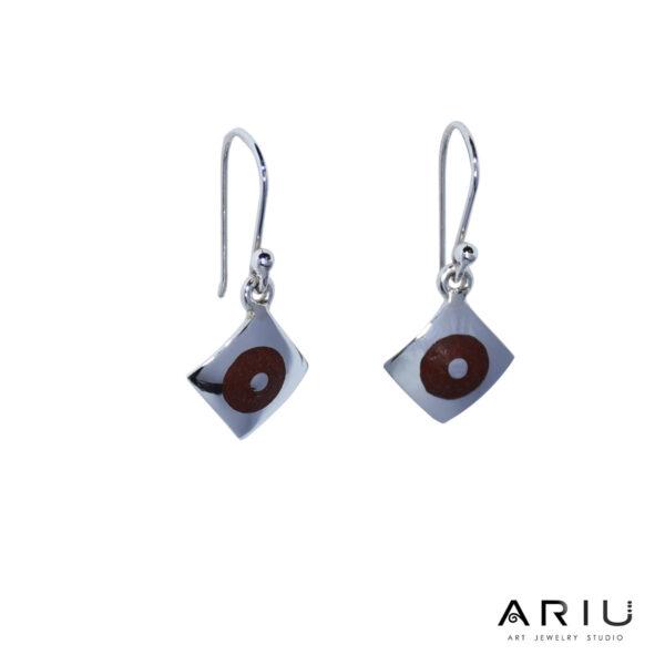 Ariu Collection - Iris Earrings