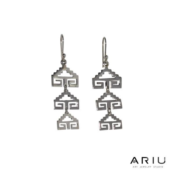 Ariu Collection - Wasi Earrings