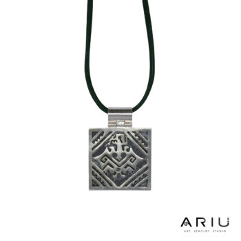 Ariu Collection - Shaman Levitating Pendant