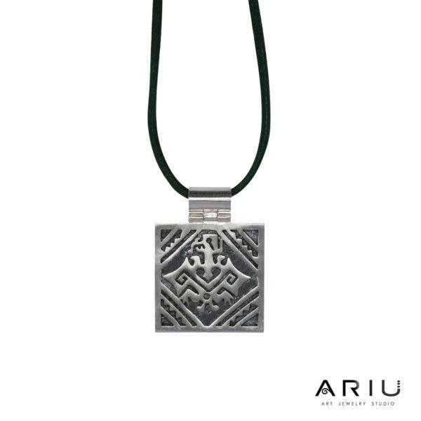 Ariu Collection - Shaman Levitating Pendant