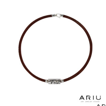 Ariu Collection - Pelicans Cylindrical Pendant