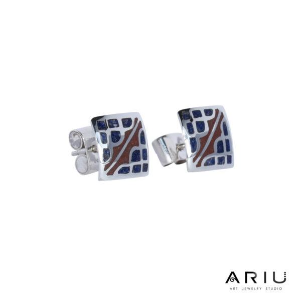 Ariu Collection - City Earrings