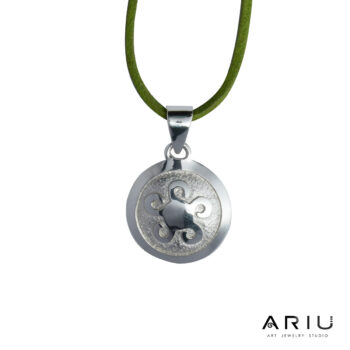 Ariu Collection - Knowledge pendant