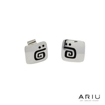 Ariu Collection - Monkey Earrings