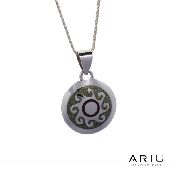 Ariu Collection - Inti Pendant