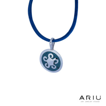 Ariu Collection - Knowledge Pendant