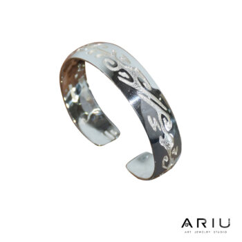 Ariu Collection - Waves Bracelet
