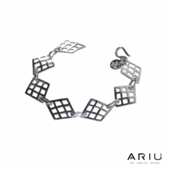 Ariu Collection - Structure Breakdown Bracelet