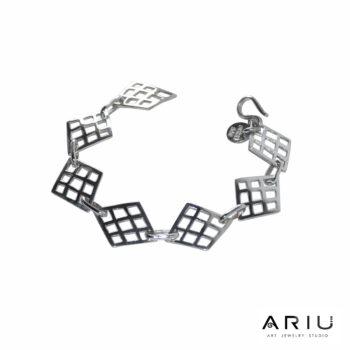 Ariu Collection - Structure Breakdown Bracelet
