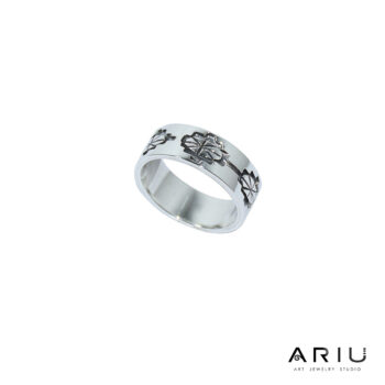 Ariu Collection - Andean Cross Ring