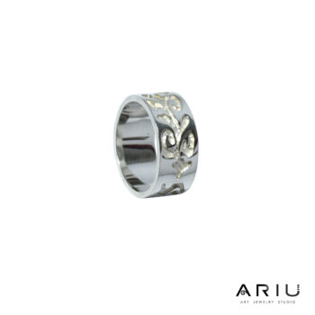 Ariu Collection - Waves Ring