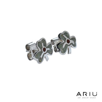 Ariu Collection - Clover Earrings