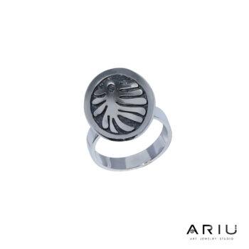 Ariu Collection - Hummingbird Ring