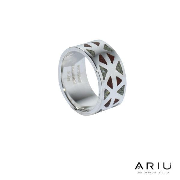 Ariu Collection - Kaleidoscope Ring