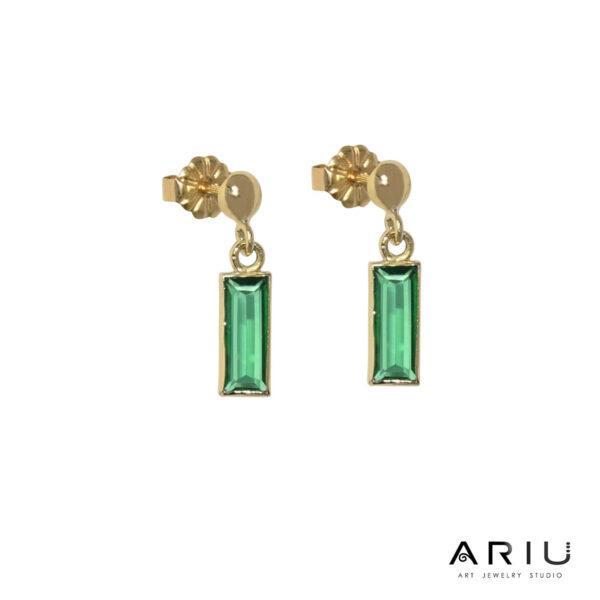Ariu Collection - Juniper Earrings