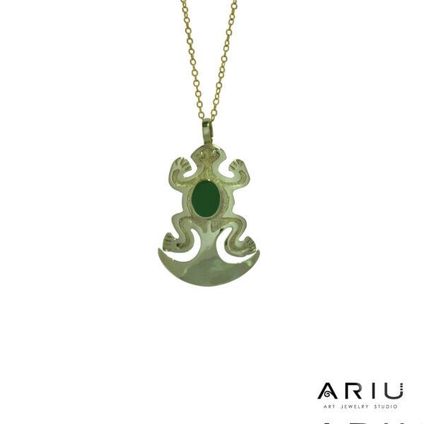 Ariu Collection - Peace Pendant
