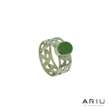 Ariu Collection - Prism Ring